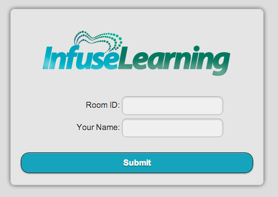 Infuse learning student screen