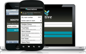 socrative any device