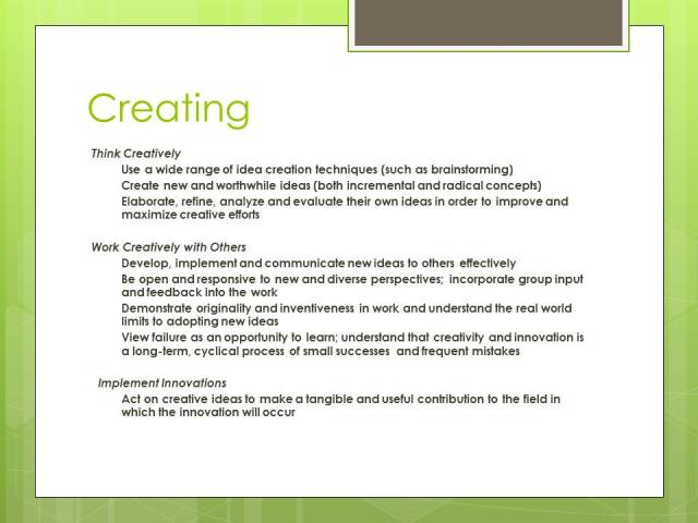 Creating p21