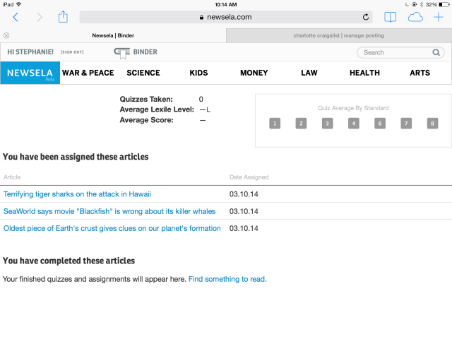 ... Nonfiction and Current Events using Newsela | Techie Teachers' Tricks